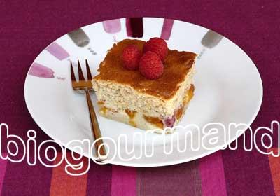 G teau magique sans gluten ni beurre ni lait blog cuisine bio recettes bio cuisine bio sans - Gateau sans beurre sans lait ...
